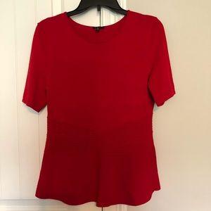Talbot Red Top Shirt